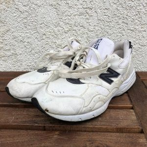 Vintage 90s New Balance 497 Made in USA Dad Shoes